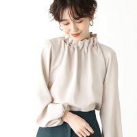 大人女性におすすめのシャツ&ブラウス!春まで使える万能アイテムをご紹介