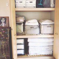 押入れがない部屋の布団の収納方法10選!おしゃれに見せる片づけのアイデアもご紹介