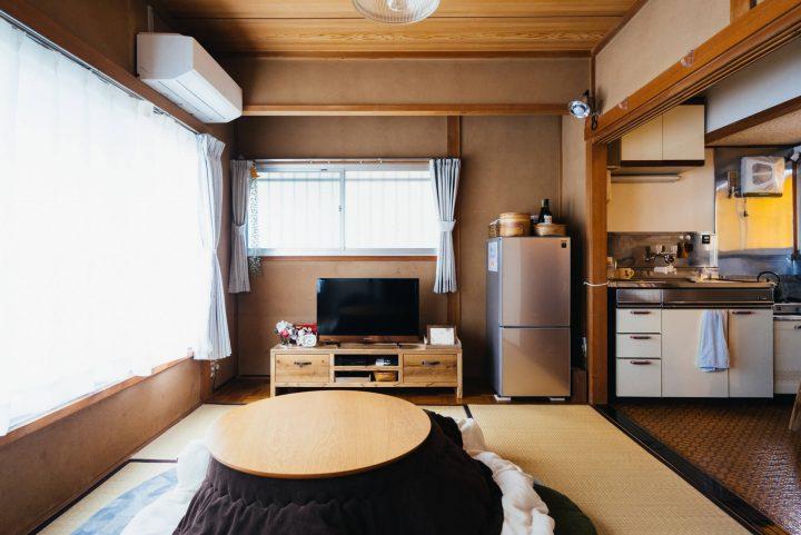 和モダンな暮らしがなじむ6畳の和室