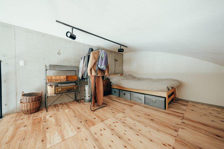ベッド下をおしゃれに収納する方法を教えて!