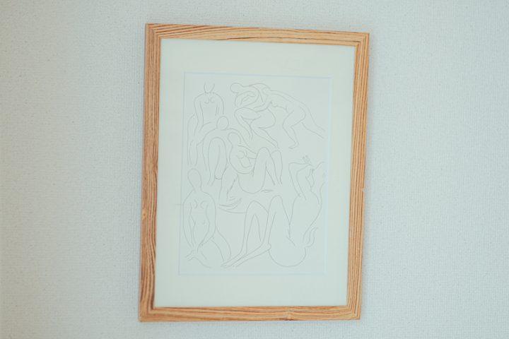 Henri Matisseのリトグラフ