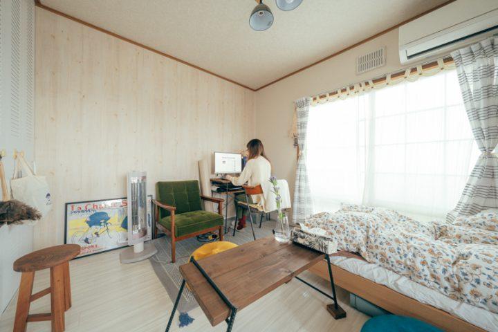自分にぴったりの家具をセミオーダー