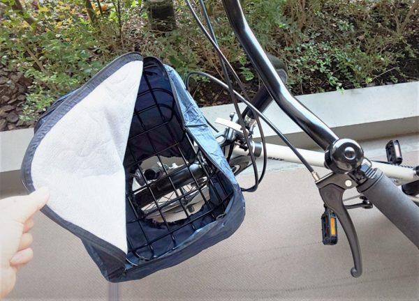 自転車カバー2