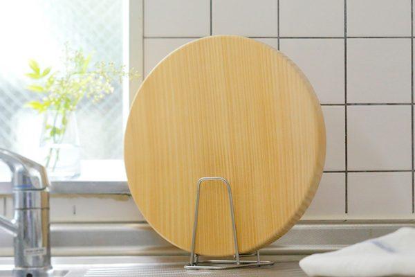 いちょうの木のまな板2