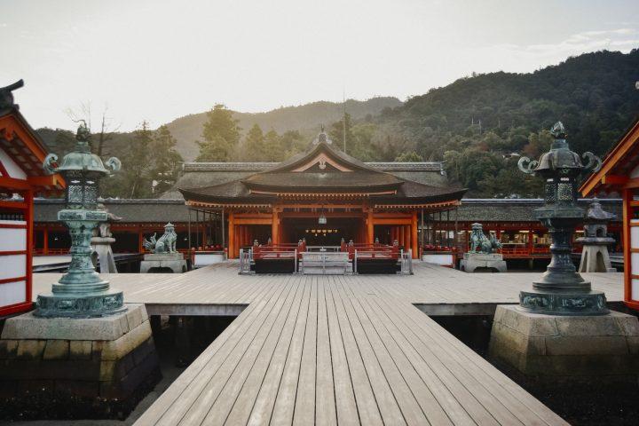子宝のご利益のある人気の神社⑪厳島神社