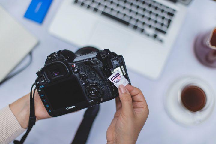古い写真を整理する方法《データ化》