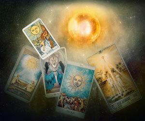 占術:霊感・霊視タロット