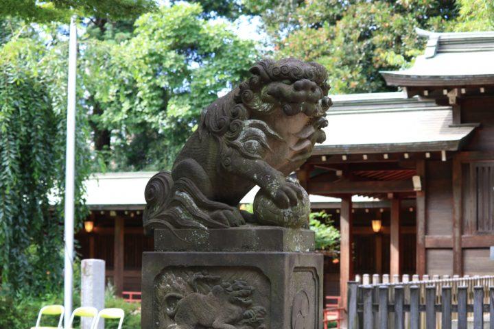 子宝のご利益のある人気の神社③代々木八幡宮