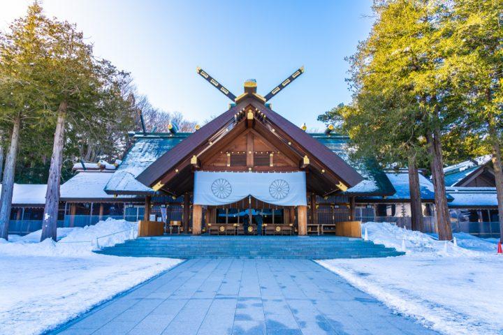 子宝のご利益のある人気の神社⑨北海道神宮
