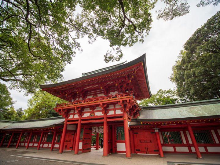 子宝のご利益のある人気の神社⑦川越氷川神社