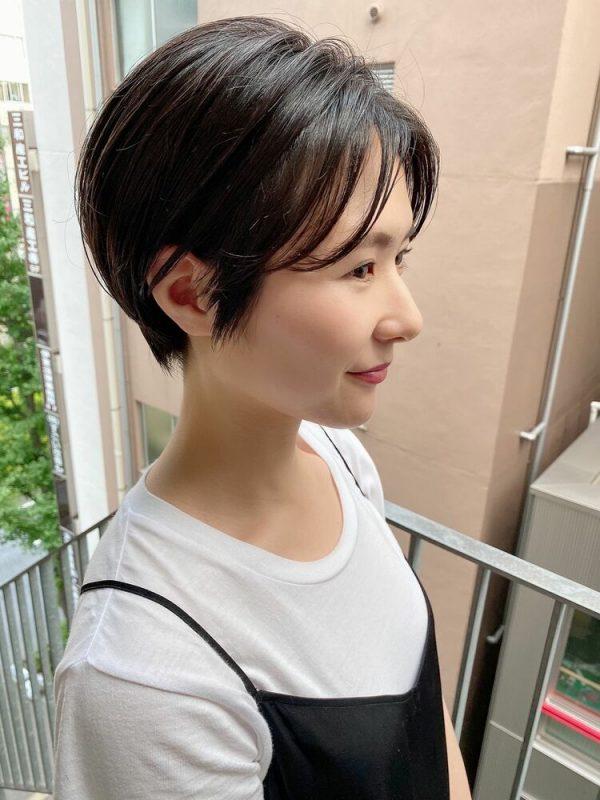 30代ママ向け♪優しい印象をUPする髪型