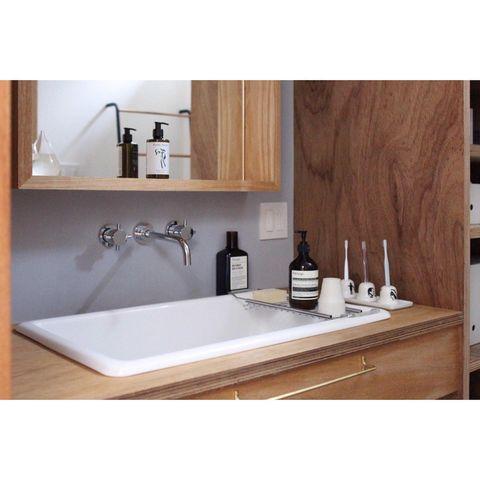 洗面所水周り整理整頓9