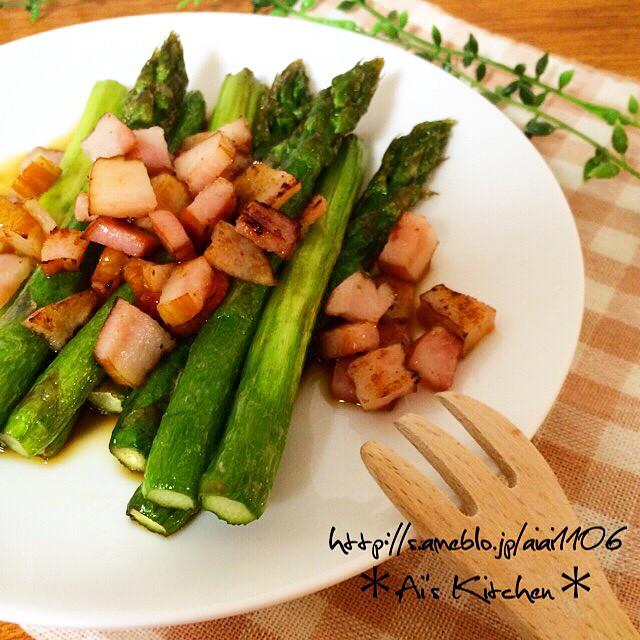 4月が旬の食材☆おすすめレシピ3