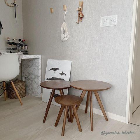 ニトリネストテーブル