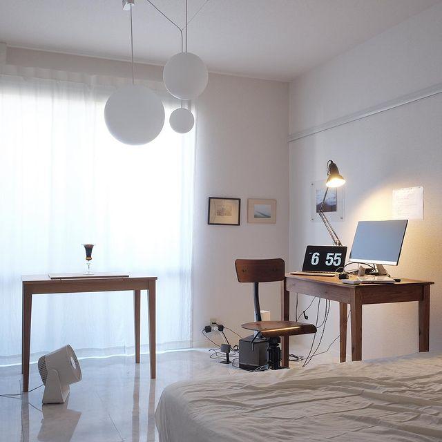 オーダー家具が主役の素敵なリビング