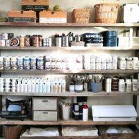 【folk公式アンバサダー】オープン収納棚を作ってみよう!収納力抜群な棚のDIYアイデア