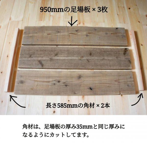 作業台DIY2