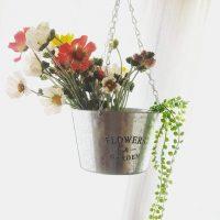 お花のおしゃれな飾り方って?リビングのインテリアをより華やかに演出しよう
