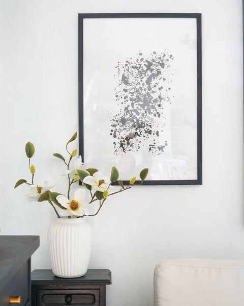 フラワーベース&造花