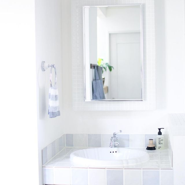 洗面所水周り整理整頓3