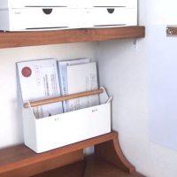 おうちを散らかさない。書類やDMの整理・収納術!