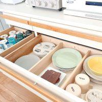 食器収納を見直そう!収納上手さんの使いやすい整理実例