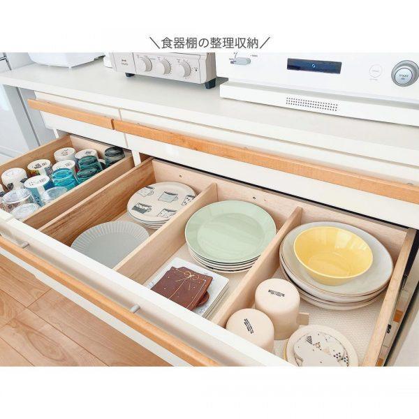 食器の整理・収納方法
