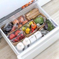 【セリア・ダイソー】でGET!冷蔵庫をすっきり整理整頓しよう