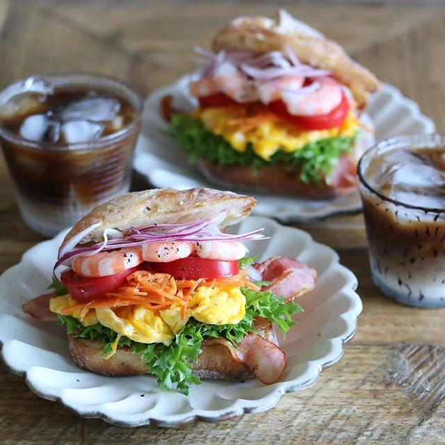 サンドイッチ定番具材アレンジ12