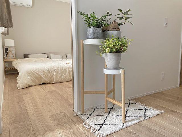 IKEAプラントスタンド