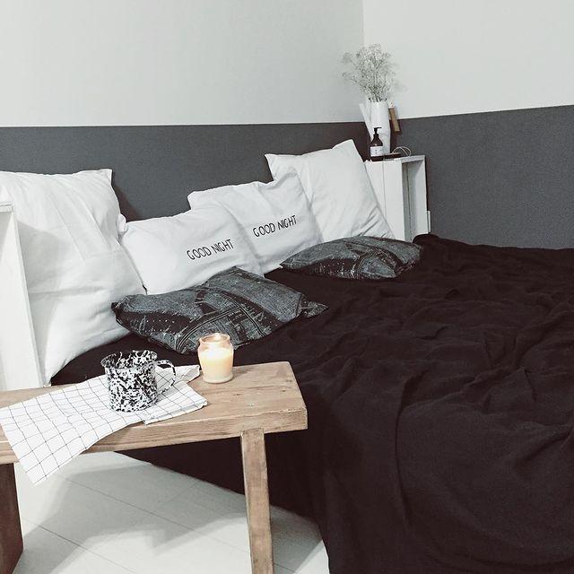 一人暮らしの寝室インテリア7