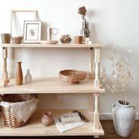 小物から大物まで自分で作れる!真似したい棚やおしゃれ小物のDIYアイデア