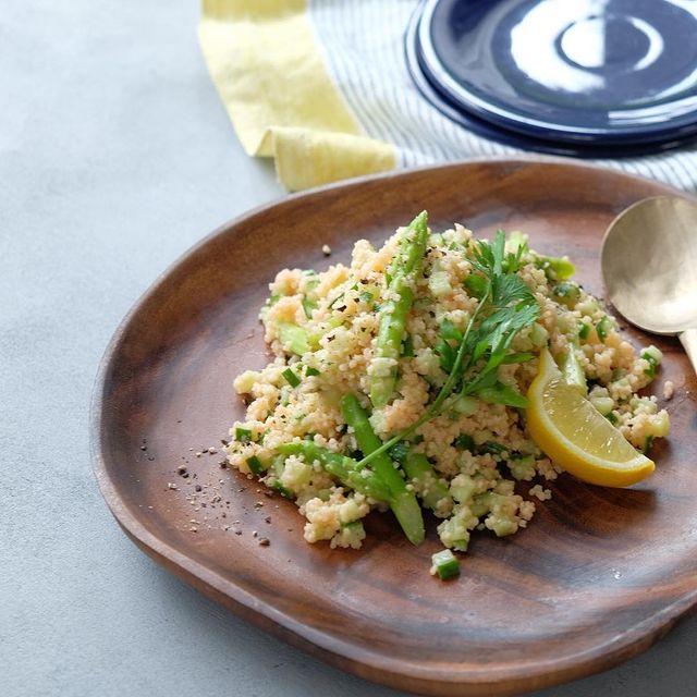 春野菜の人気サラダレシピ10