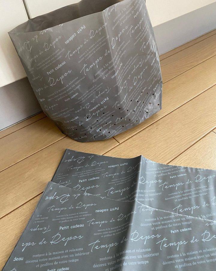 (2)自立型水切りゴミ袋