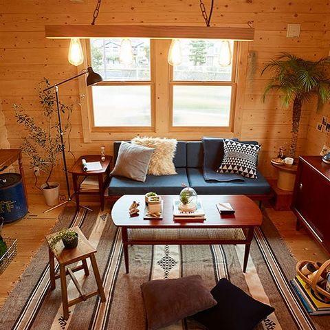 リビングを広く見せるレイアウト術:家具