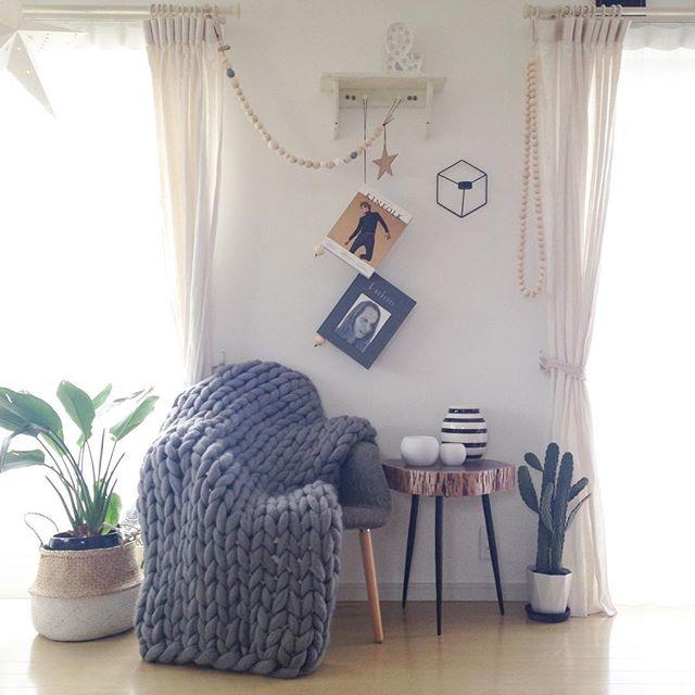 一人掛けソファのレイアウト4