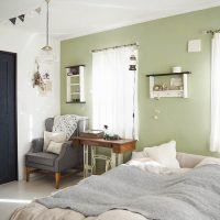 風水的に良い寝室の壁紙特集。運気を呼び込むおしゃれで効果的な色をご紹介