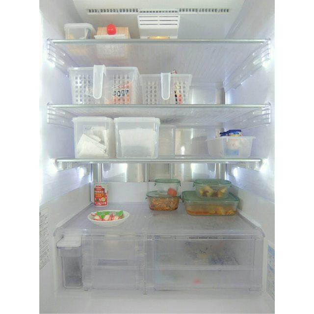 キッチン③冷蔵庫
