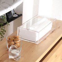 みんなのティッシュの収納方法は?キッチンやリビングのおしゃれなアイデアをご提案