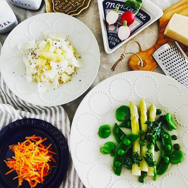 春野菜の人気サラダレシピ15