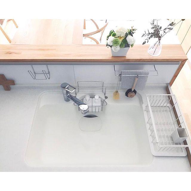 キッチンシンク整理整頓