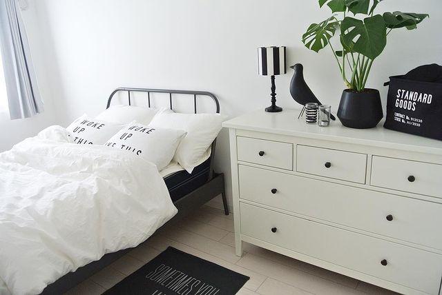 一人暮らしの寝室インテリア5