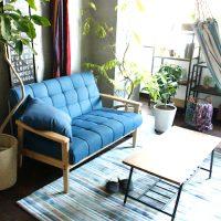 一人掛けソファのおしゃれなレイアウト実例!ワンルームやリビングに配置するコツは?
