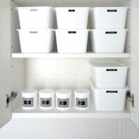 洗面所収納はセリアでスッキリ解決!清潔感があっておしゃれなアイデアをご紹介
