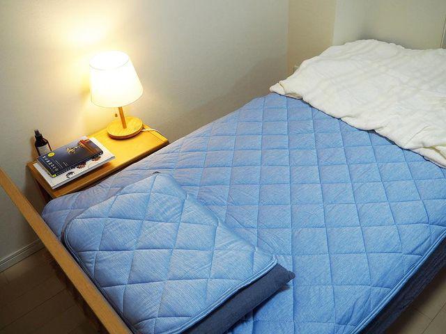 一人暮らしの寝室インテリア16
