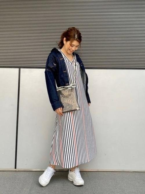 [STUDIOUS WOMENS] 【STUDIOUS】オーバーシルエット デニムジャケット