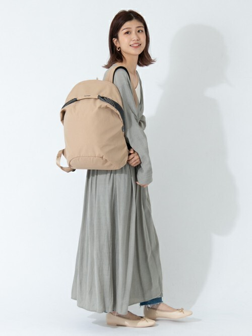 [URBAN RESEARCH] TOPOLOGIE Multipitch Backpack Small