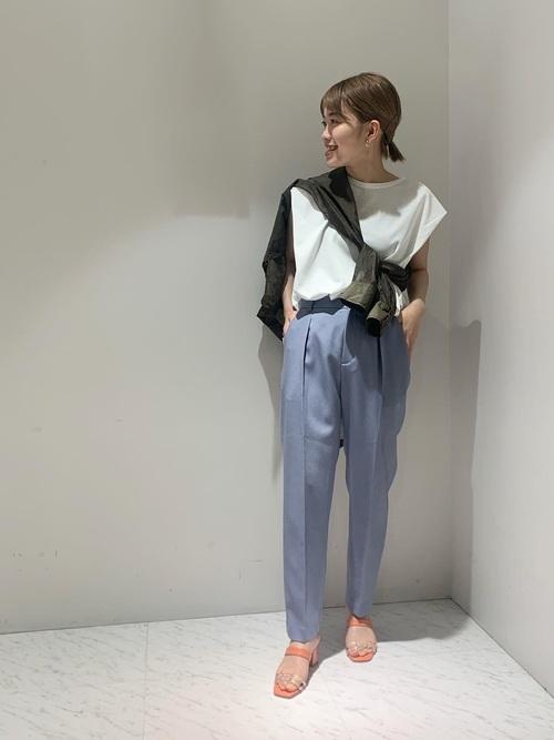 [PUBLIC TOKYO] シアースイッチオーバーシャツ