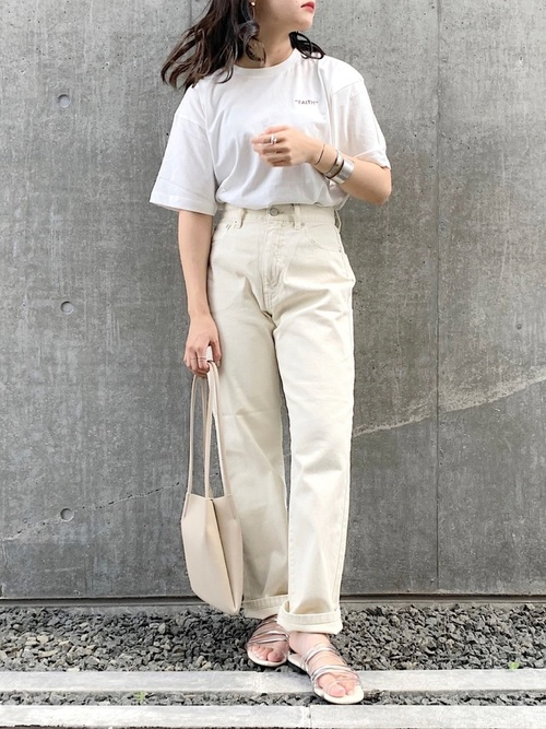 [PAGEBOY] バックロゴTシャツ