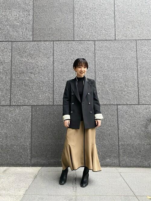 [UNITED TOKYO] ディケイドダブルジャケット